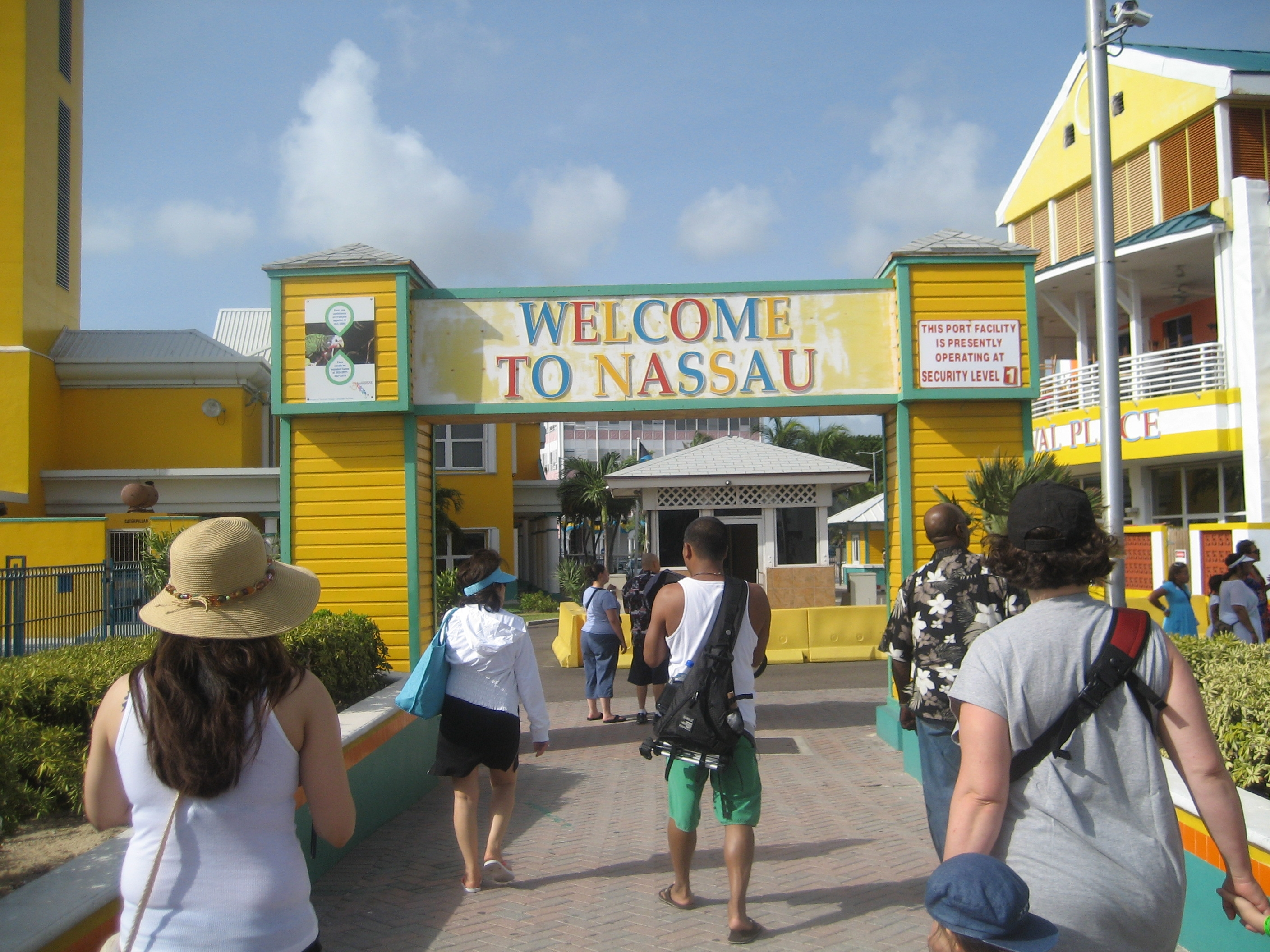 Bahamas Diary Day Two 062808 – Tourist Map Of Nassau Bahamas