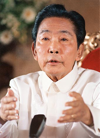 A Marcos Loyalist Makes A Last Hurrah For Marcos!