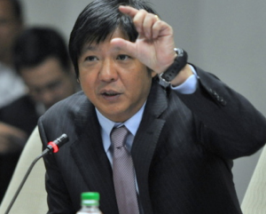 Bongbong Hopes To Become President Like His Father!