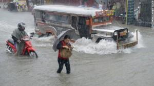 manila flood